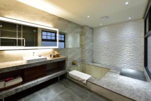 享沐時光莊園渡假酒店衛浴