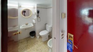 Un baño de Hotel Samba