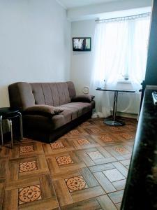 Гостиная зона в Apartment u Korolevskikh vorot