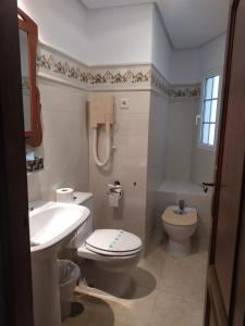A bathroom at Orihuela Costa Resort