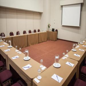 The business area and/or conference room at Del Pilar Miraflores Hotel