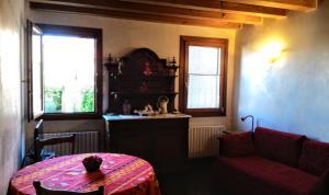 Area soggiorno di Appartamento 1749 Venicemar