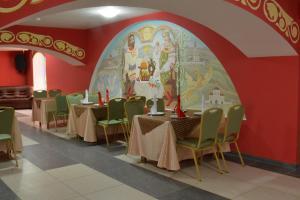 Ресторан / где поесть в Конгресс Отель Александров