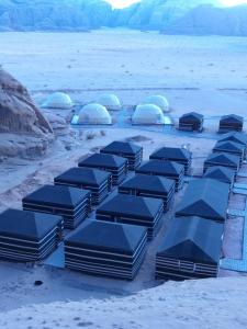Jamal Rum Camp during the winter
