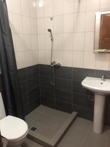 A bathroom at Гостевой Дом Бородино-Мытищи