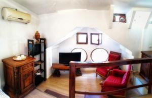 Posedenie v ubytovaní Casa Romana