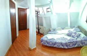 Posteľ alebo postele v izbe v ubytovaní Casa Romana