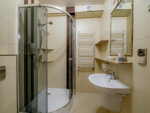 Łazienka w obiekcie Willa Silene
