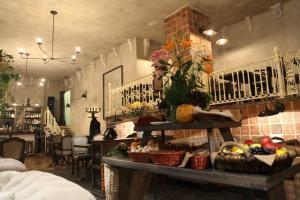 مطعم أو مكان آخر لتناول الطعام في مونتي كارلو
