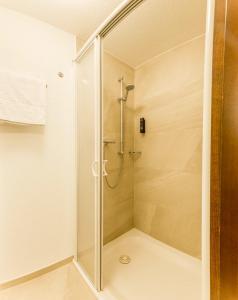 Ein Badezimmer in der Unterkunft Maxx Hotel Jena