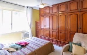 Cama o camas de una habitación en Edificio Villa Di Caprio