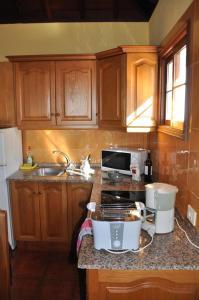 Küche/Küchenzeile in der Unterkunft Sur