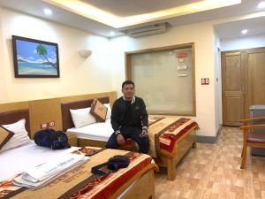 Khu vực sảnh/lễ tân tại Tuan Anh Cua Lo Hotel