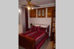 A bed or beds in a room at ApartF32020