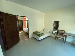 A seating area at Jitra Resort