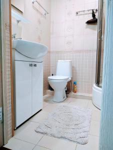 Ванная комната в Apartment u Korolevskikh vorot