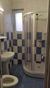 O baie la Hotel Milcov