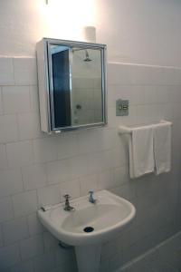 A bathroom at Campos do Jordão Parque Hotel