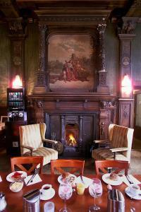 Restaurant ou autre lieu de restauration dans l'établissement Hotel Rembrandt
