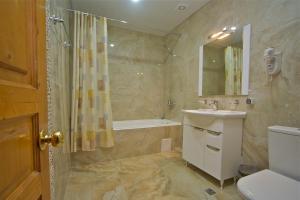Ванная комната в Пансионат «Эдем»