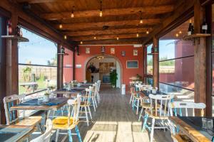 Ristorante o altro punto ristoro di Domus Porto Di Traiano Resort