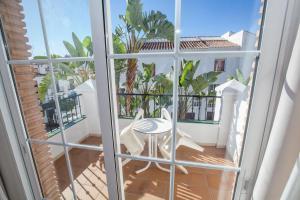 En balkong eller terrass på Villa Flamenca