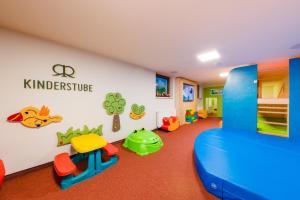 Der Kid's Club in der Unterkunft Hotel Garni Ransburgerhof