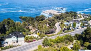 Hotel Isla Seca a vista de pájaro