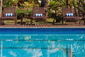 A piscina localizada em Pousada Parador Santarém ou nos arredores