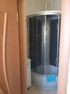 Ванная комната в Отель Золотой Улей