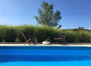 The swimming pool at or near Casa Mircea
