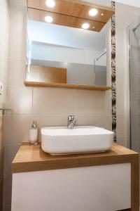 A bathroom at Guest House Ankora