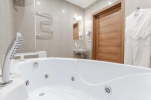 A bathroom at Gostinic net