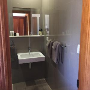 A bathroom at The Telegraph Station