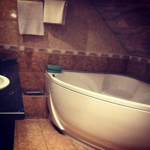 Ванная комната в Мини Отель Сак