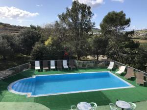 Vista sulla piscina di Whitestar o su una piscina nei dintorni