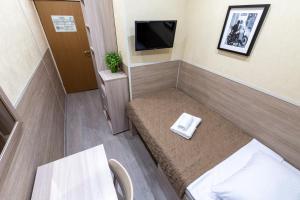 Гостиная зона в Мини-отель Нахимовский