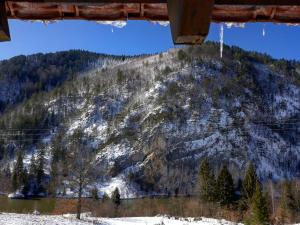 Ljubičin Konak tokom zime