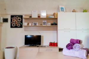 TV o dispositivi per l'intrattenimento presso A Casa di Antonella