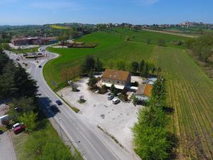 Vista aerea di Al Casolare