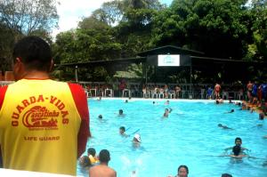 Guests staying at Cascatinha Park Hotel