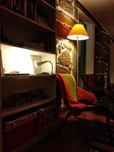 A seating area at Casa Ana Monteiro