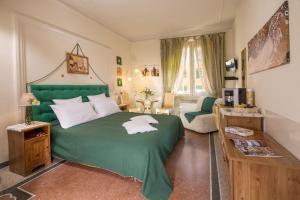 Кровать или кровати в номере B&B DolceVirginia