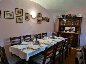 Een restaurant of ander eetgelegenheid bij Český Statek