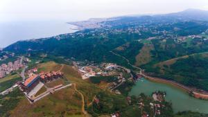 منظر Sera Lake Resort Hotel Spa & Aparts من الأعلى