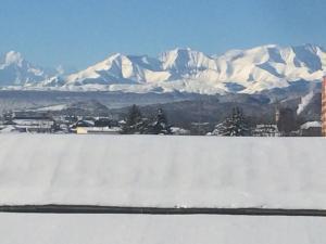 Апартамент Эльбрусский зимой