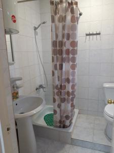 Ванная комната в Guest House Bereg Morya