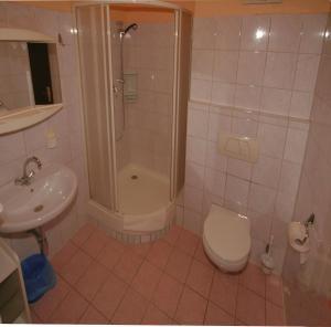 Ein Badezimmer in der Unterkunft Wohnen in Innsbruck