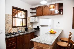 A kitchen or kitchenette at Casa Julia