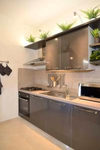 Cucina o angolo cottura di Casa Calari